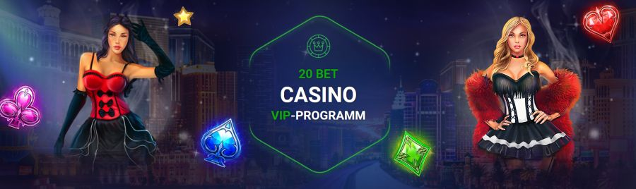 20 Bet VIP Programm