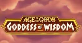 Age of the Gods - Goddess of Wisdom Logo