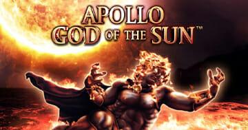 Apollo God of the Sun Logo