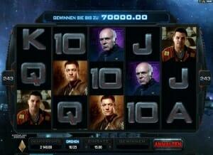 Battlestar Galactica Gewinne