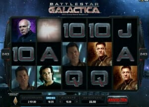 Battlestar Galactica Vorschau