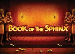 Book of the Sphinx Logo