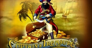 Captains Treasure Logo