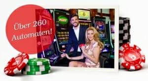 Casino Wien - Spielautomaten