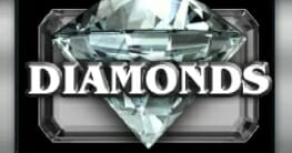 Diamonds Slot Logo