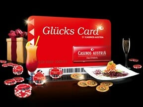 Gluecks-Card