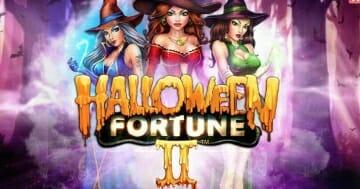 Halloween Fortune 2 Logo