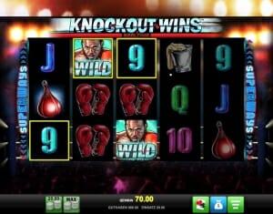 KNOCKOUT WINS™