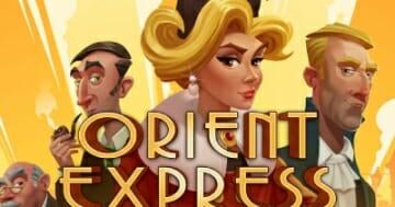 Orient Express Logo
