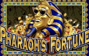 Pharaos Fortune Logo