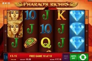 Pharaoh's Riches