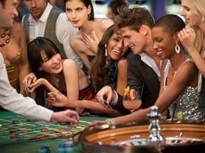Roulette-Spiel-Casino