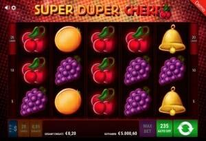 Super Duper Cherry Vorschau