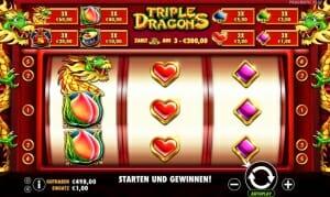 Triple Dragons Vorschau