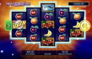 Wheel of Fortune Triple Extrem Spin