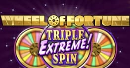 Wheel of Fortune Triple Extreme Spin Logo