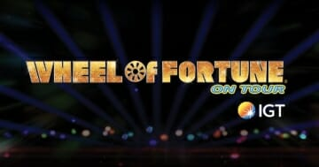 Wheel of Fortune on Tour Logo
