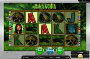 amazonia gewinn