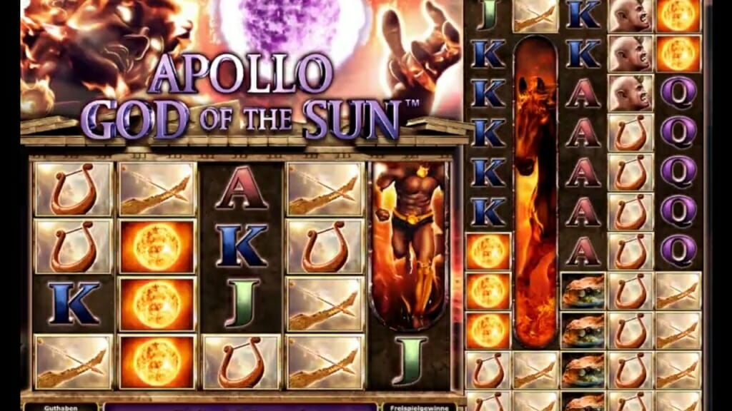Apollo God of the Sun Vorschau