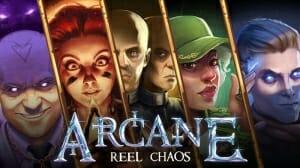 Arcane Reel Chaos
