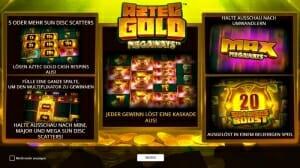 Aztec Gold Megaways Besonderheit