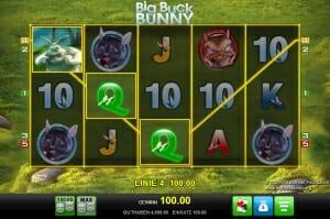 big buck bunny gewinn