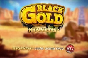 Black Gold Megaways Logo