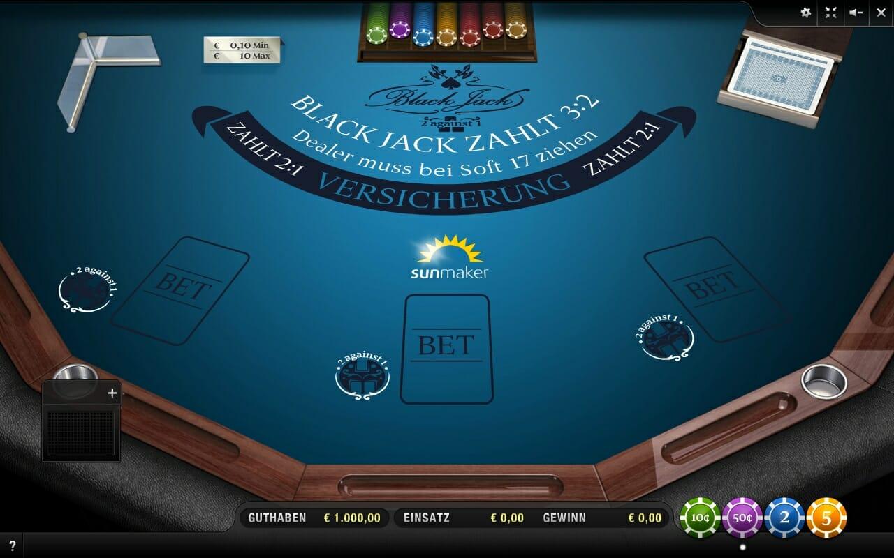 Merkur Blackjack Surrender 2:1