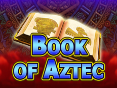 Book of Aztec Logo