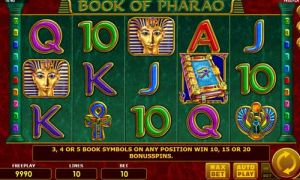 Book of Pharao Mobile