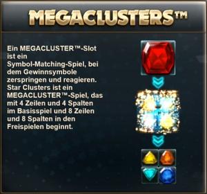 BTG Megaclusters