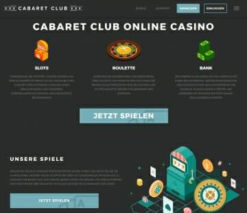 Cabaret Club Spiele