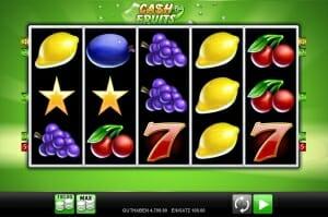 cash fruits plus vorschau