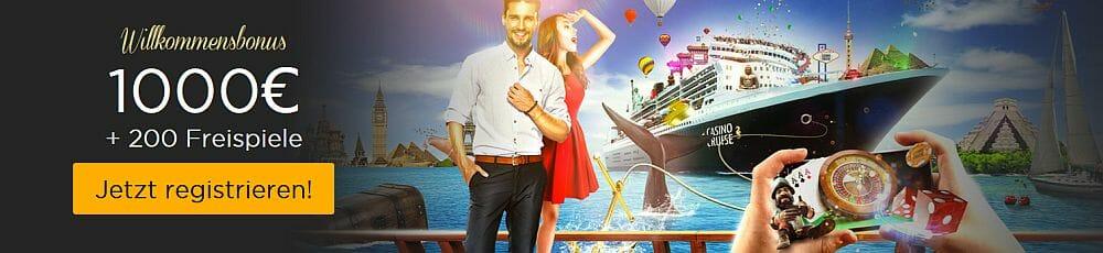 Casino Cruise Bonus 2020