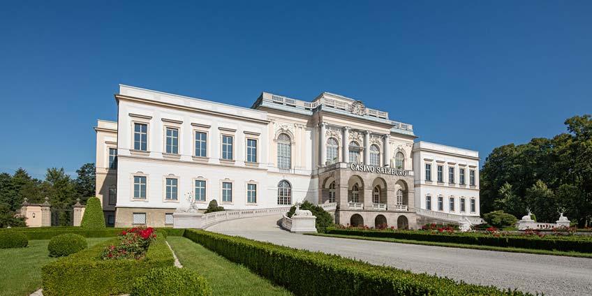 Casino Salzburg öffnungszeiten