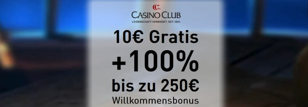 Casino Club Bonus 2020