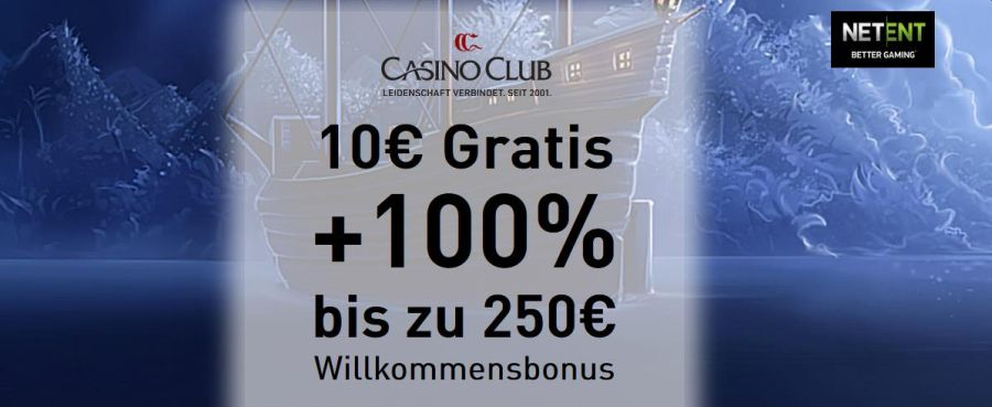 Casino Club Bonus 2021