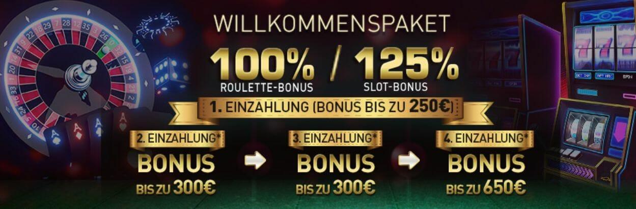 Casino Club Bonus 2019