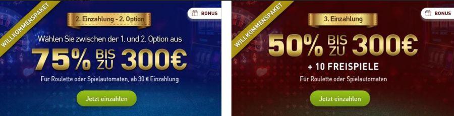 Casino Club Kampagnen 2021