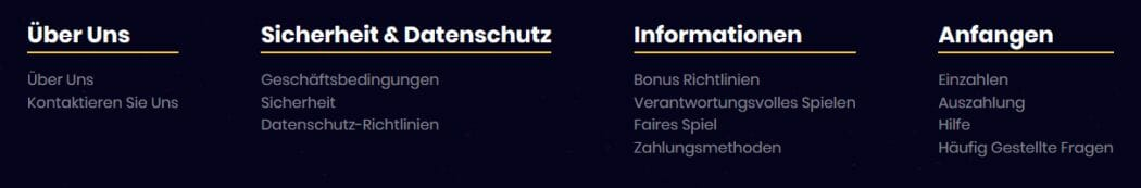 Casiplay Sicherheit