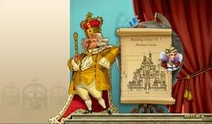 castle mania bau bonus
