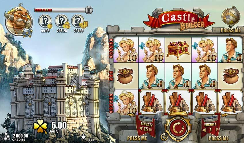 castle mania vorschau