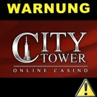city tower casino warnung