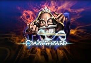 Crazy Wizard Logo