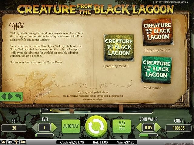 creature-from-the-black-lagoon-tabelle