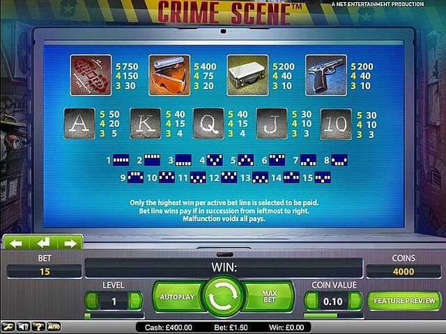 crime-scene-tabelle
