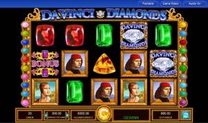 Da Vinci Diamonds Vorschau