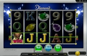 diamond casino gewinn