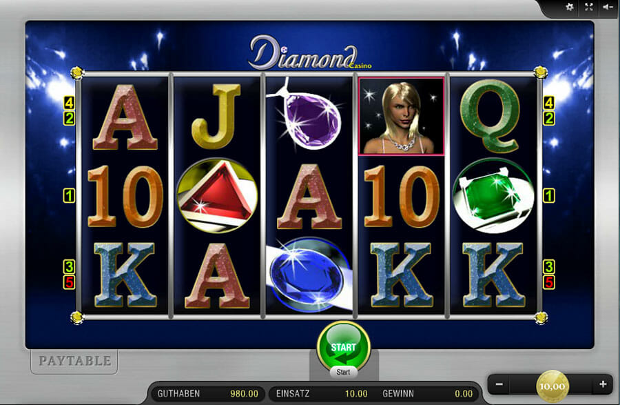 diamond casino vorschau
