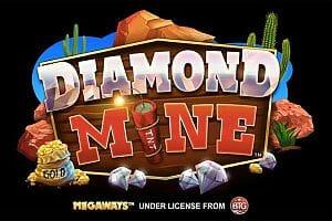 Diamond Mine Megaways Logo